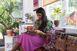 Life Artists: Where Fashion Designer Sheena Sood Finds Inspiration