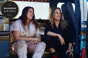 Makers of the Napa Valley: Melissa and Mercedes Baker