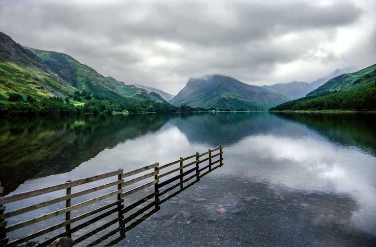 England's Lake District was deemed a UNESCO World Heritage Site in 2017.