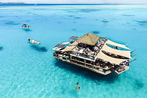 8 Breezy Floating Bars Around the World