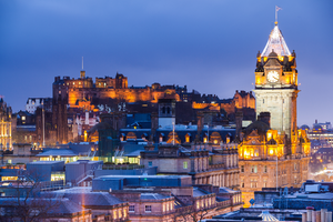Explore Historic Edinburgh's Modern Edge