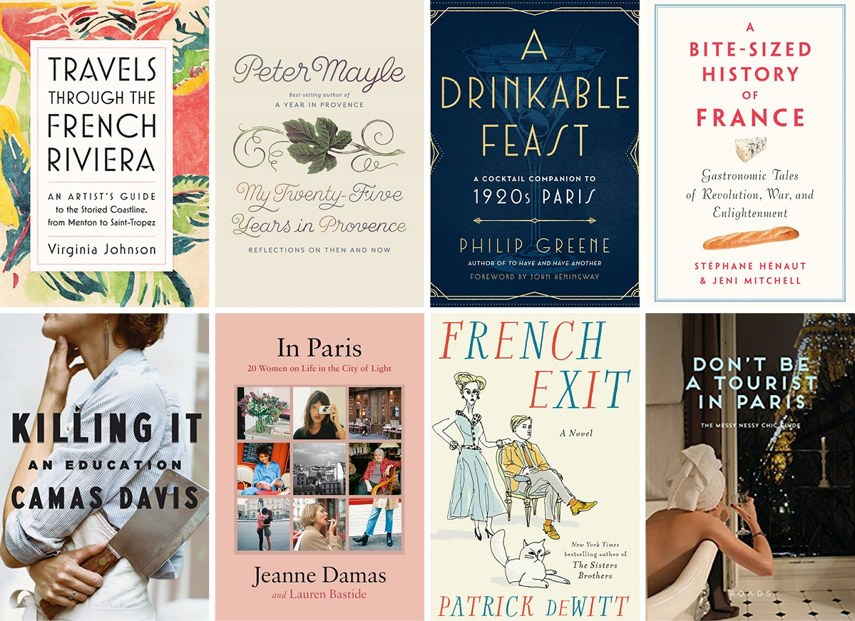 8 New Books You Need to Read Before Flying to France
