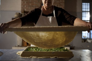 How to Make Your Own Traditional Greek Phyllo Dough