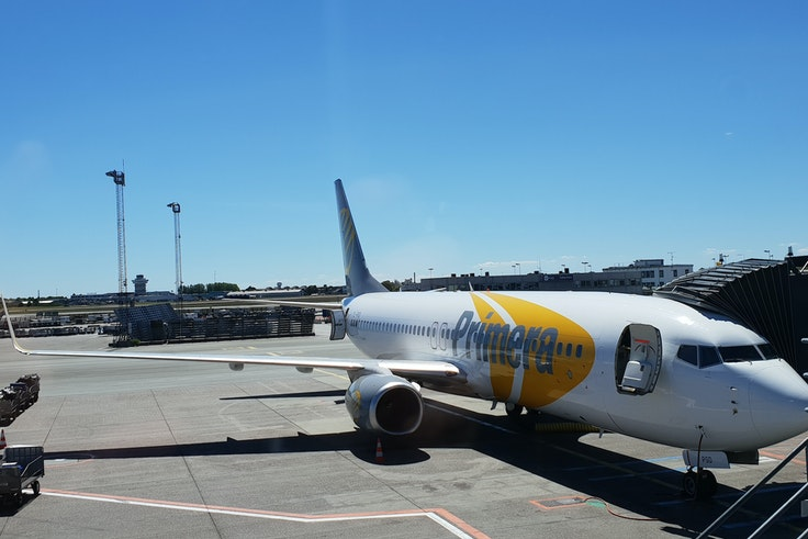 Primera Air, which was based out of Latvia and Denmark, ceased operations on October 1.