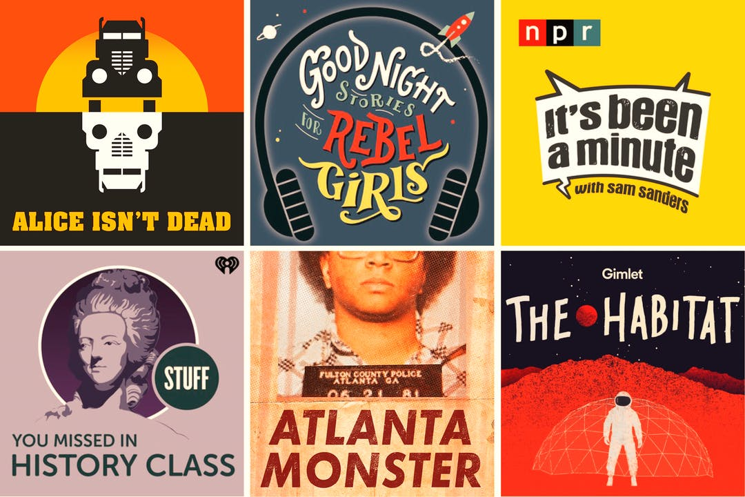 Best Podcasts for a Long Road Trip