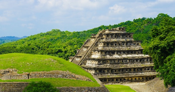 The Top 10 Pyramids in Mexico