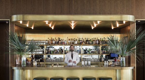 The Best Hotel Bars in the World