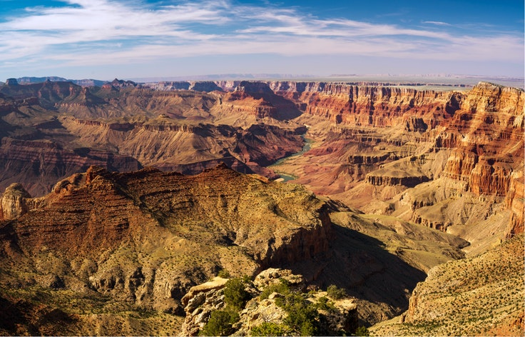 Grand Canyon National Park celebrated its centennial in February of this year.