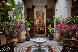 A Guide to the Resplendent Riads of Marrakech