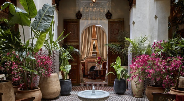 A Guide to the Riads of Marrakech