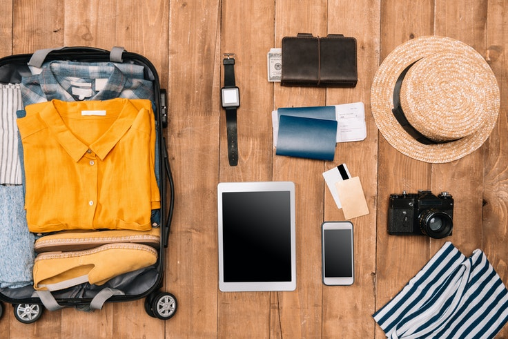 Packing cubes could (and probably should) change the way you travel.