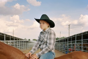 8 Striking Photos of Rodeo Girls in the American Southwest