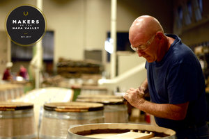 Makers of the Napa Valley: Master Cooper Douglas Rennie