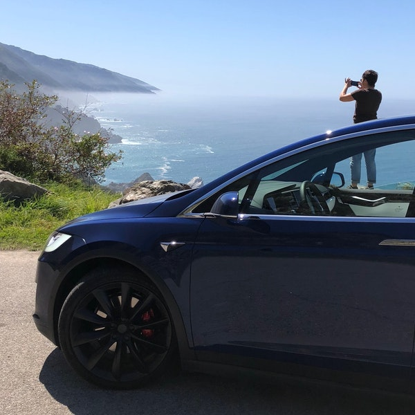 The Future of the Great American Road Trip Is Electric