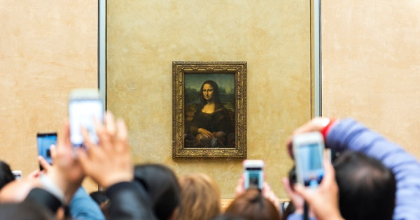 Time Slot Reservations Required at the Louvre's Leonardo da Vinci Retrospective