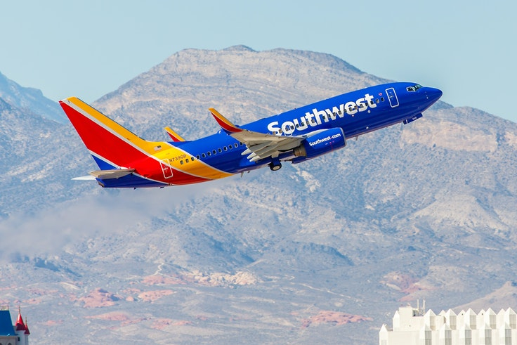 Southwest Airlines is offering a free companion pass for anyone who signs up for a credit card by February 11.