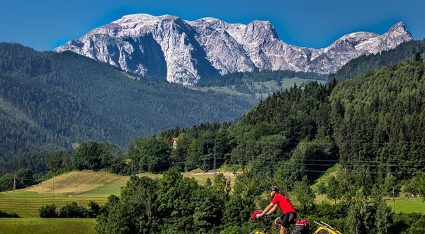 Europe's Greatest Cycling Routes