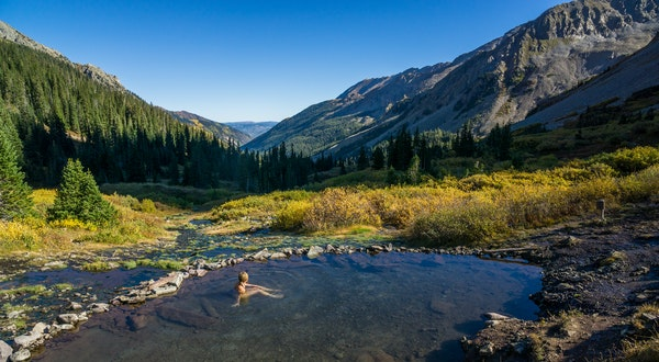 The World's Dreamiest, Steamiest Hot Springs