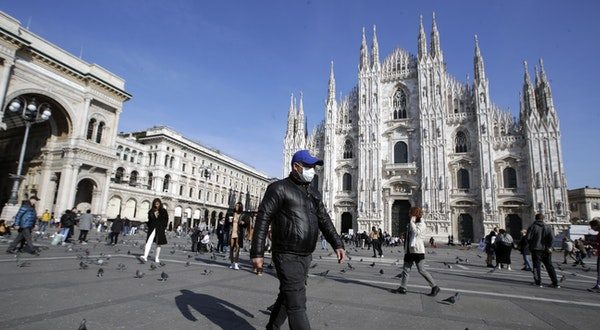 Venice Cancels Carnival as Italy Faces Europe's Largest Coronavirus Outbreak