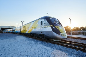 Several High-Speed Train Routes Are Coming to the United States
