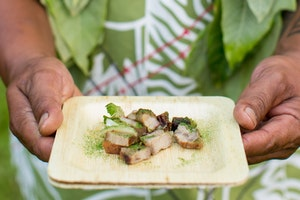 Forget the Hotel Luau, a Public Feast in Maui Honors Ancient Nature-to-Table Traditions