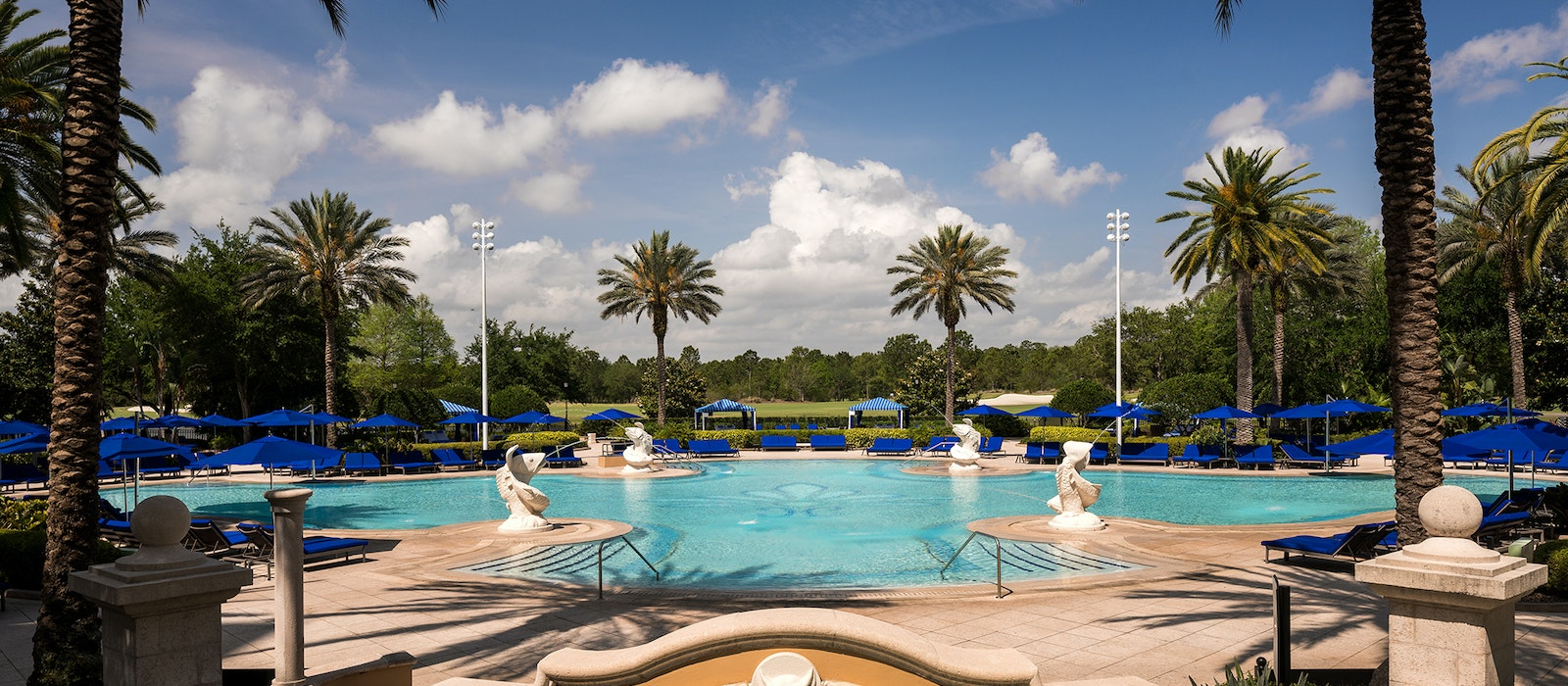 For a break from the crowds and cacophony of the theme parks, find serenity—and fun—at these Orlando hotels.