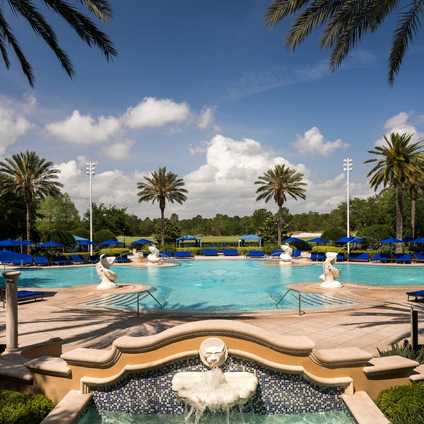 5 Orlando Resorts You Won't Want to Leave for a Theme Park