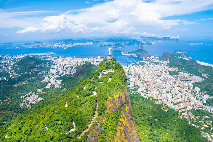 Travelers from several countries, including the United States, will no longer need visas to see the sights in Rio de Janeiro and elsewhere in Brazil.