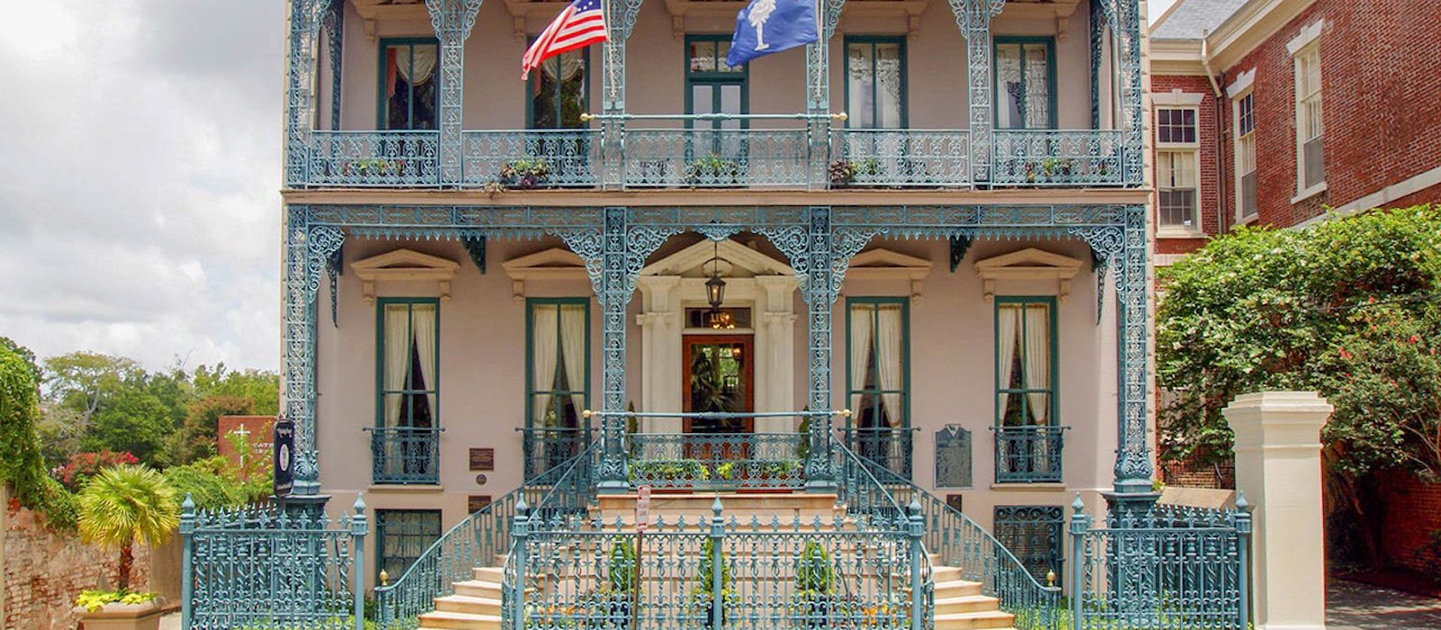 From a historic place to a beachside resort, Charleston has a hotel for every traveler.