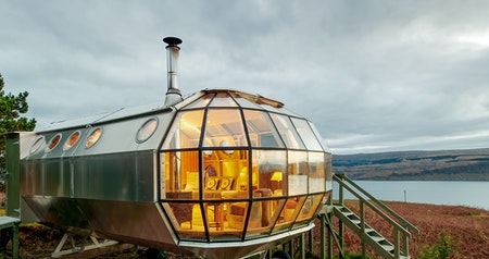 Futuristic Airbnbs That Look Like They Belong in Outer Space