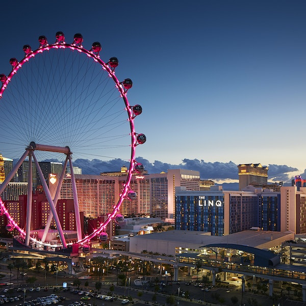 Why Las Vegas Is a Great Place to Go With Kids. Seriously.