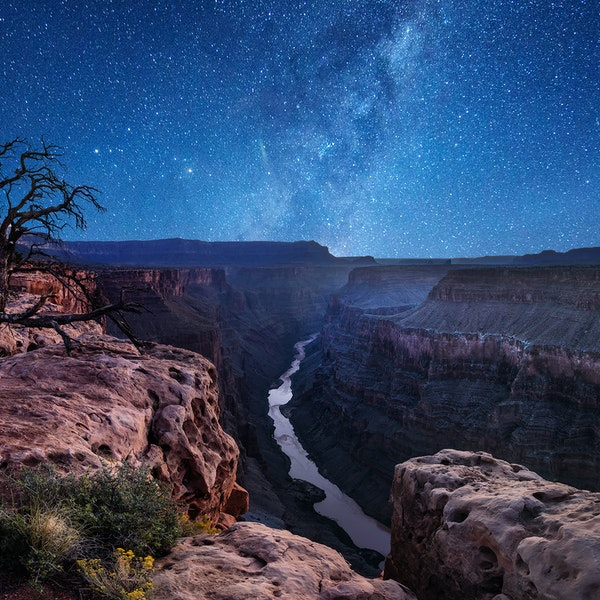 The Grand Canyon Is the Newest Dark Sky Park in the United States