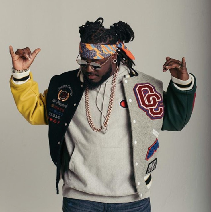 T-Pain will headline Eye Heart New Year's Eve.