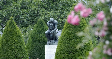 Paris's Rodin Museum Sculpture Garden Reopens to Public