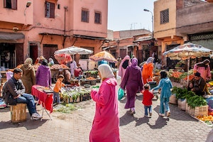How to Navigate the Biggest Market in Marrakech Like a Pro