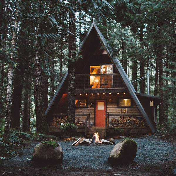 The Dreamiest Cabins You Can Find on Airbnb