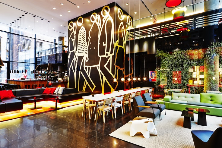 Citizenm An Affordable Yet Style Forward Hotel Near Times Square