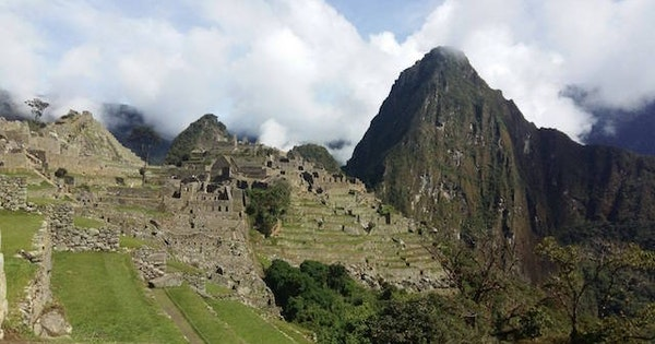 What Not to Do At Machu Picchu