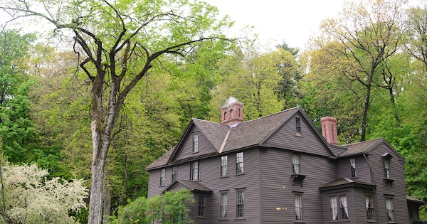 Little Women's Literary Roots in Concord, Massachusetts