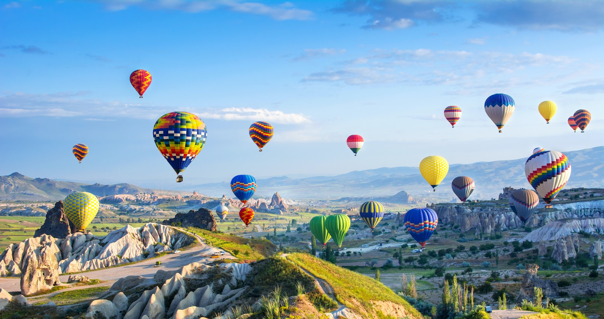 The Most Incredible Hot Air Balloon Rides Around the World
