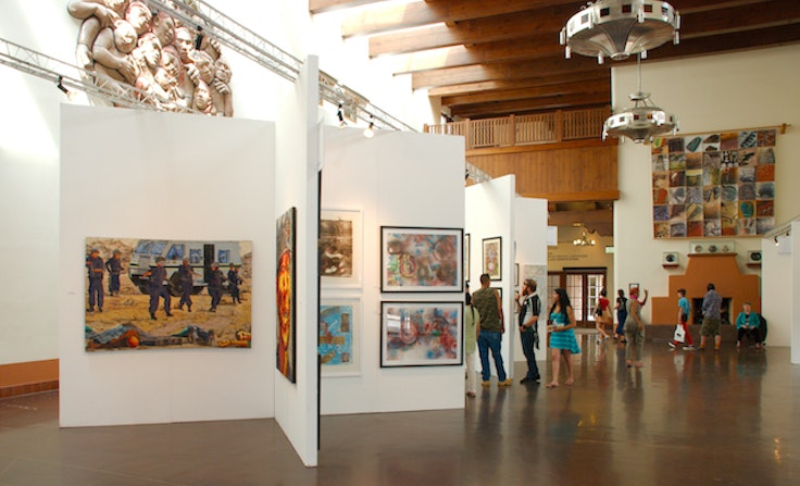 Art Santa Fe is one of the newest additions to Redwood Media Group.