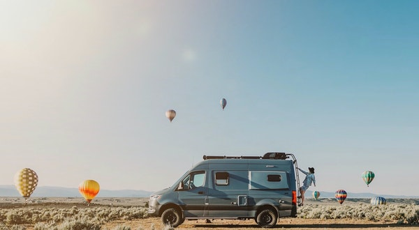 What to Know If You're Escaping in an RV This Weekend