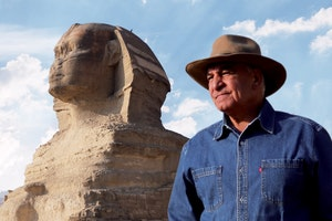 A Journey to Ancient Egypt with the World's Leading Archaeologist