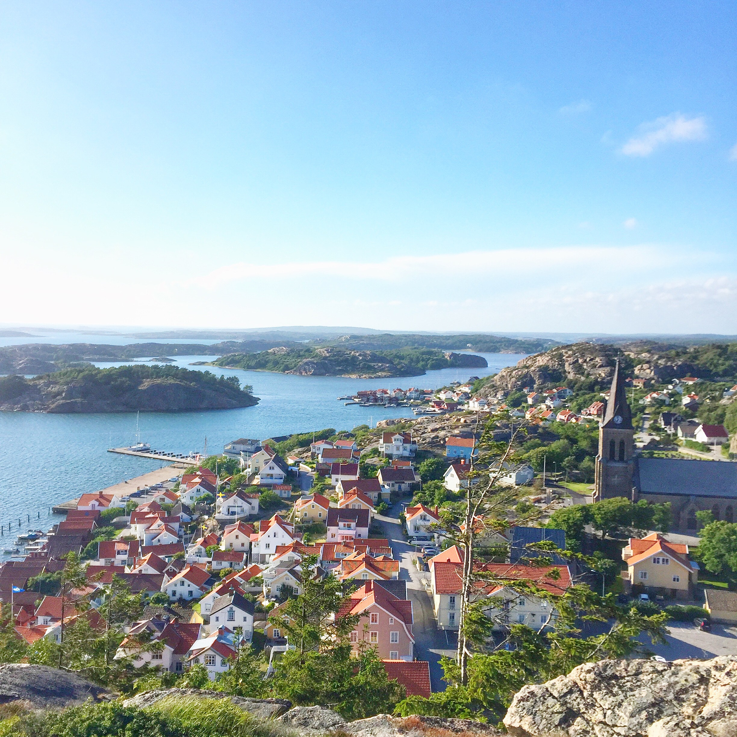 How to Road Trip Through West Sweden