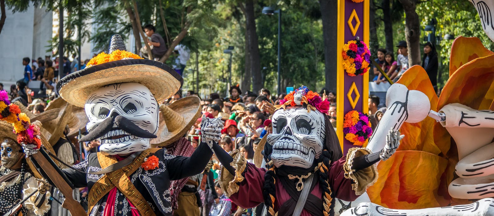 Where to Celebrate Day of the Dead in the United States