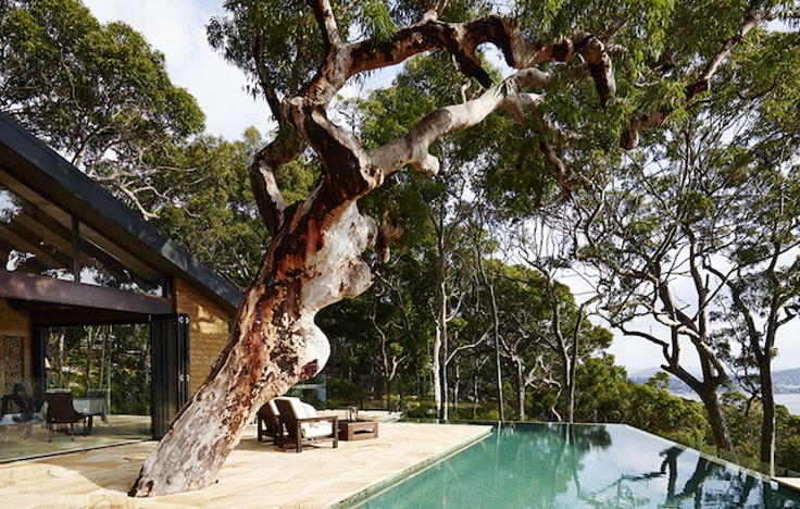 The Pretty Beach House offers a new kind of Sydney home base.