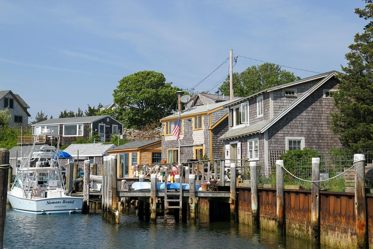 Martha's Vineyard is all about hot lobster rolls and sunset boat cruises.