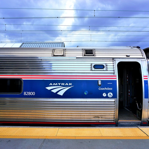 Amtrak Is Having a Half-Off Sale Right Now—but It Ends Soon