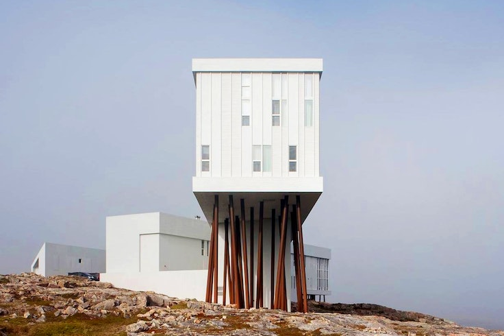 At Fogo Island Inn, in Newfoundland, Canada, all operating surpluses support community initiatives.