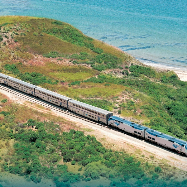 Amtrak Is Having a Huge 2-for-1 Sale on Sleeper Trains Right Now